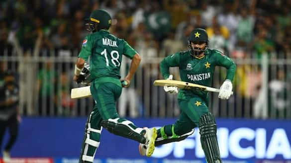 Pakistan beat New Zealand by 5 wickets in super 12 round of icc t20 world cup 2021 spb