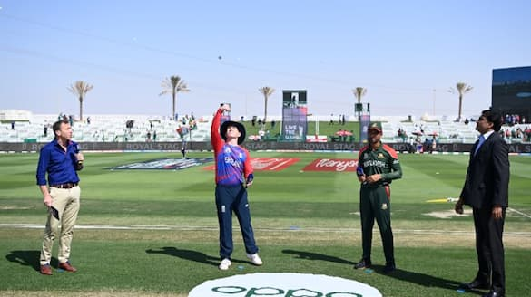 ICC T20 Worldcup2021: Engalnd restrict bangladesh to 124 in group 1 game