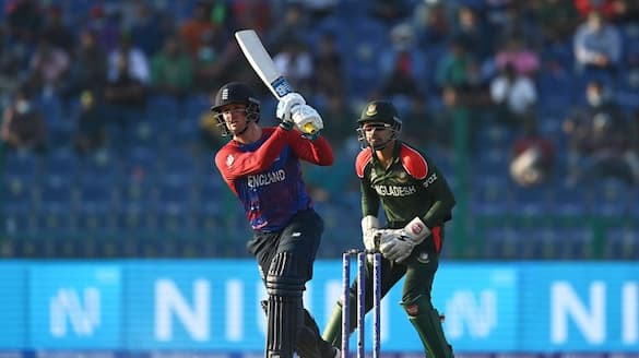 T20 World Cup 2021: England beat Bangladesh by 8 wikcets