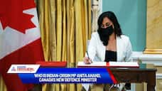 Who is Indian-origin Anita Anand Canada's new Defence Minister