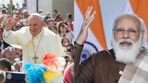 Modi to meet Pope Francis on Saturday