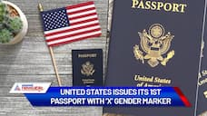 United States issues first passport with gender X marker