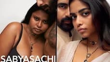 Sabyasachi brutally trolled for launching a mangalsutra collection with bold photos-SYT