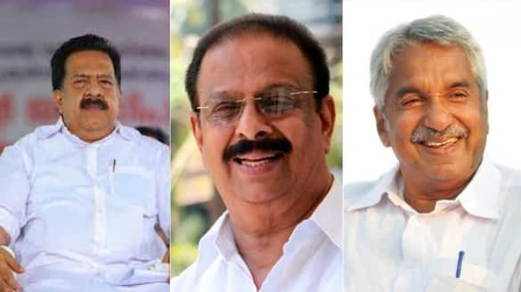 congress election Anger over Sudhakaran s announcement of contest  A I groups to move together in competition