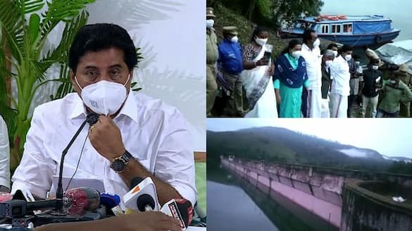 Mullapperiyar Dam shutters would be opened tomorrow says Minister Roshi Augustine