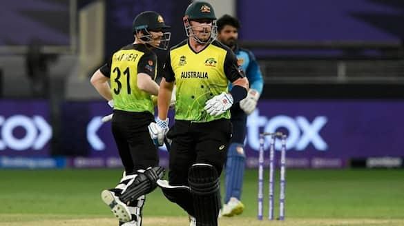T20 worldcup 2021: David Warner superb knock, Australia beats Sri Lanka second win in super12 round