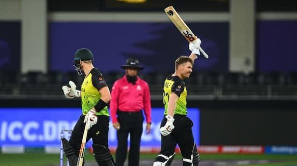 T20 World Cup 2021: Australia beat Sri Lanka by 7 wickets