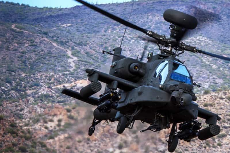 हेलीकॉप्टर में लगे रायफल में एक बार में 30 एमएम की 1,200 गोलियां भरी जा सकती हैं।