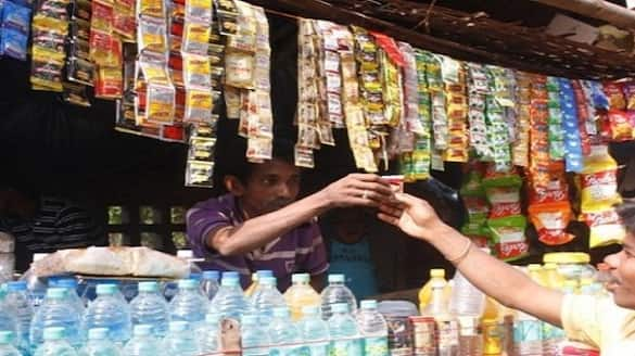 youth halchal at a pan shop in boduppal, hyderabad - bsb