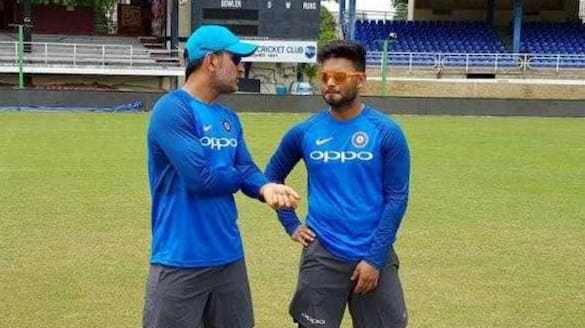 IPL 2021: How did Rishabh Pant feel while captaining against his mentor MS Dhoni?-ayh