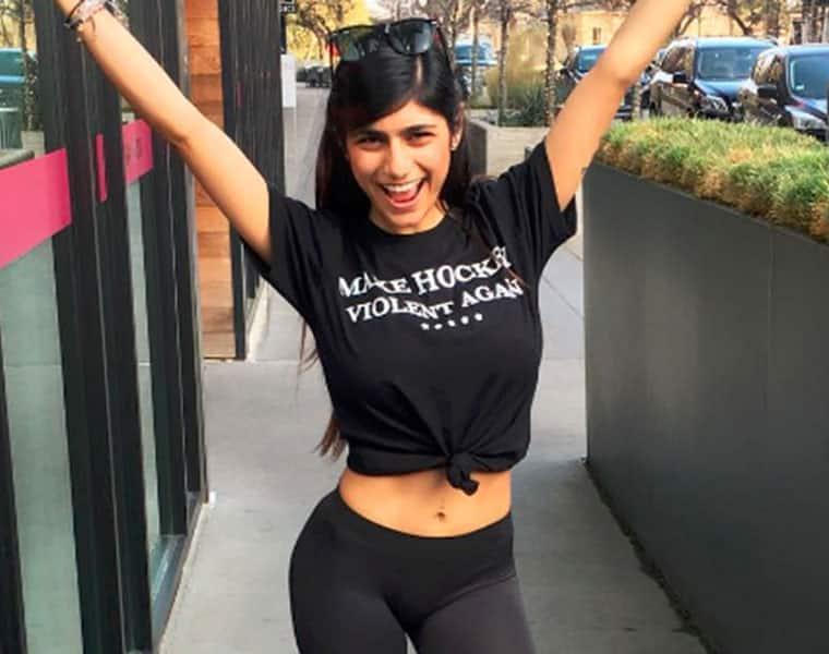 पोर्न स्टार मिया खलीफा ने इस पोर्न इंडस्ट्रीज को फिलहाल अलविदा कह दिया है।