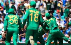Pakistan Cricket Team.