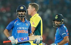 Ajinkya Rahane and Rohit Sharma build solid partnership for an emphatic win for India against Australia in 5th ODI at Nagpur