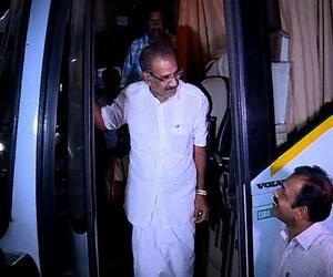 Phone call trouble for AK Saseendran