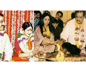 sridevi happy with her family