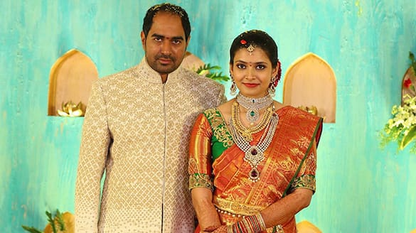 Because of one Heroine  Director krish gave divorce to his wife