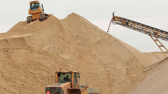 e permit for sand mining in Andhra Pradesh akp