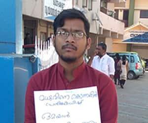Ashkul Alis solidarity with one man struggles