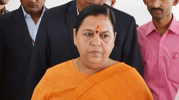 """Bureaucrats Around """"To Pick Our Slippers"""", Says Uma Bharti In Now Viral Video"""