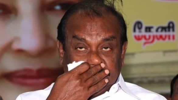 Jayalalitha mysterious death ... AIADMK ex-minister shocks Sasikala