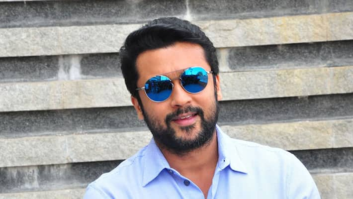 Opposing the plans of the Modi government..? BJP passes resolution condemning actor Surya!