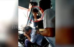 ksrtc bus driver attacked