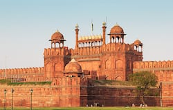 Emperor Shah Jahan built the Red Fort when he shifted his capital from Agra to Delhi. The fort became the political hub of the Mughals.