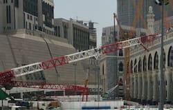 Mecca crane accident