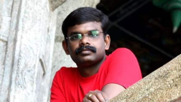 Thanks to Edappadi Palanichamy for arresting me .. Cartoonist Bala released from the case ..
