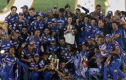 Mumbai with IPL title